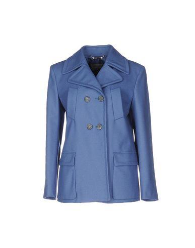 Alberta Ferretti Wools Double breasted pea coat