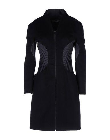 IRIS VAN HERPEN Coat in Black