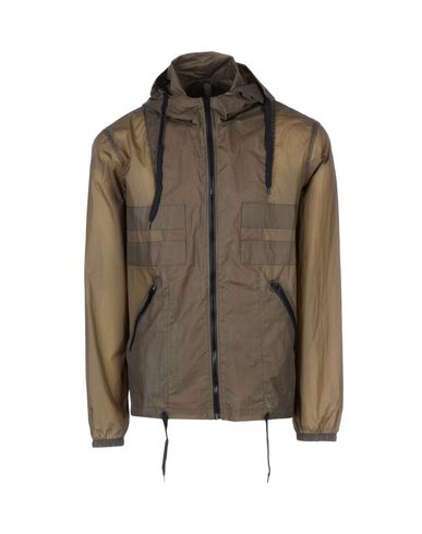 SILENT DAMIR DOMA Jackets in Military Green