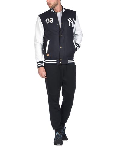 NEW NEW LETTERMAN COOPERSTOWN YANKEES JCKT YORK NEW COOPERSTOWN Bomberjacke ERA NEW LETTERMAN ERA JCKT YORK UfBZXX