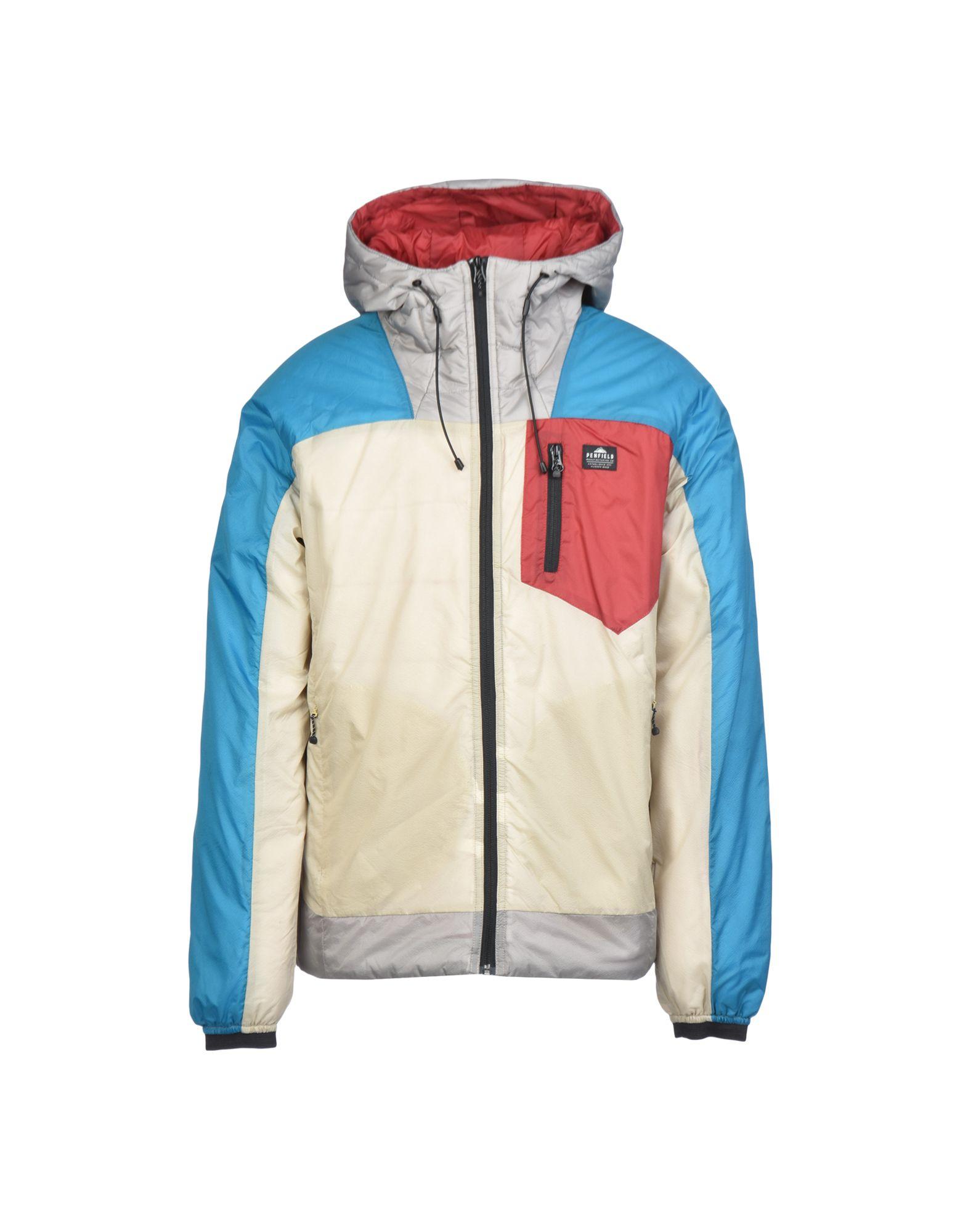Giubbotto Penfield Mens Fordfields 4 Colour Blocked Jacket - Uomo - Acquista online su