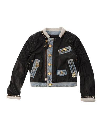 ab72597ef43 Dsquared2 Кожаная Куртка Для Девочек 3-8 лет на YOOX