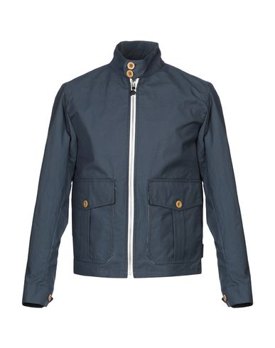 GLOVERALL Jacket in Blue