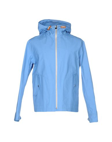 GLOVERALL Parka in Blue