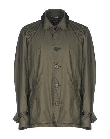 GLOVERALL Jacket in Dark Green