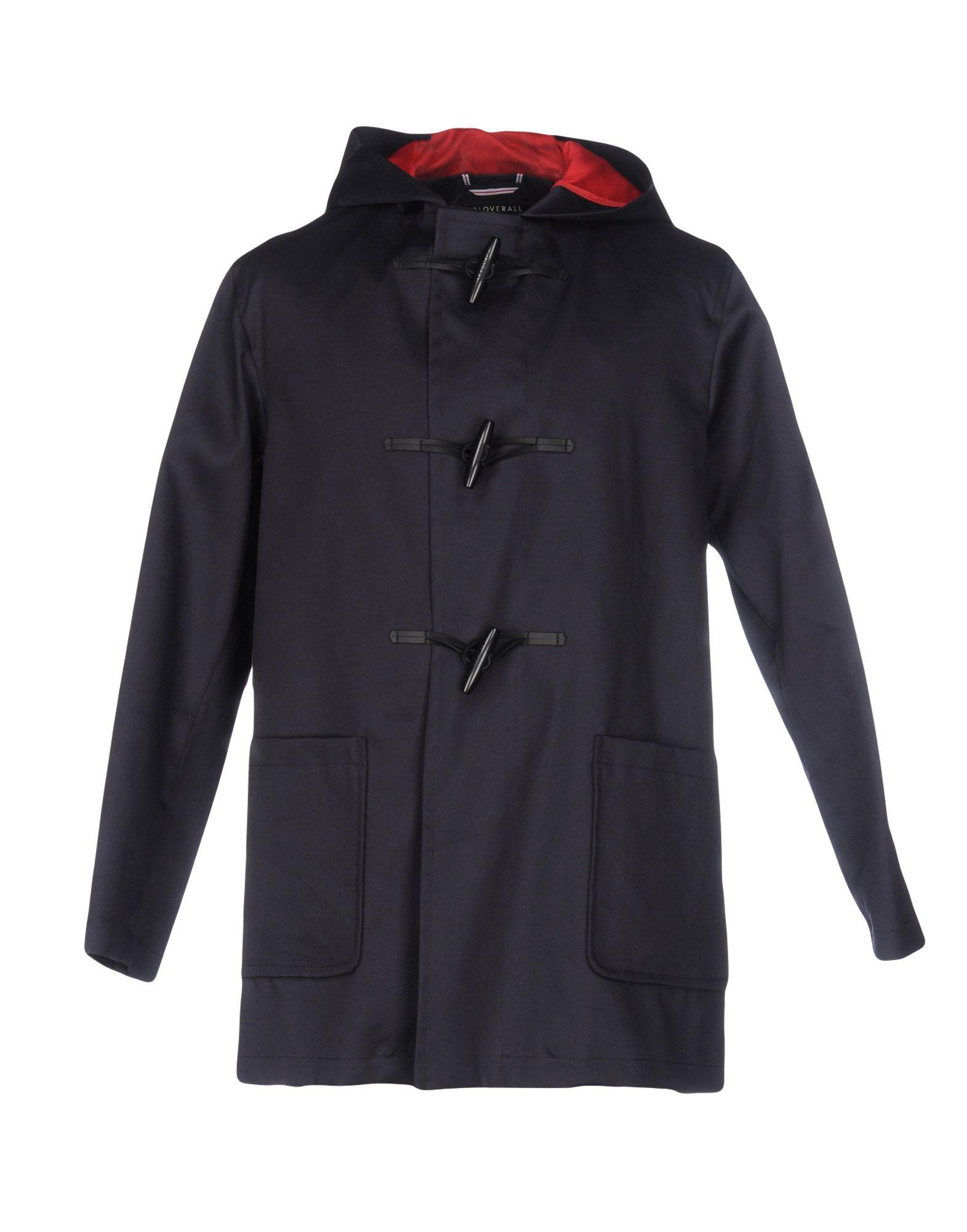 Gloverall Wool Duffle Coats for Men - Gloverall Coats & Jackets   YOOX
