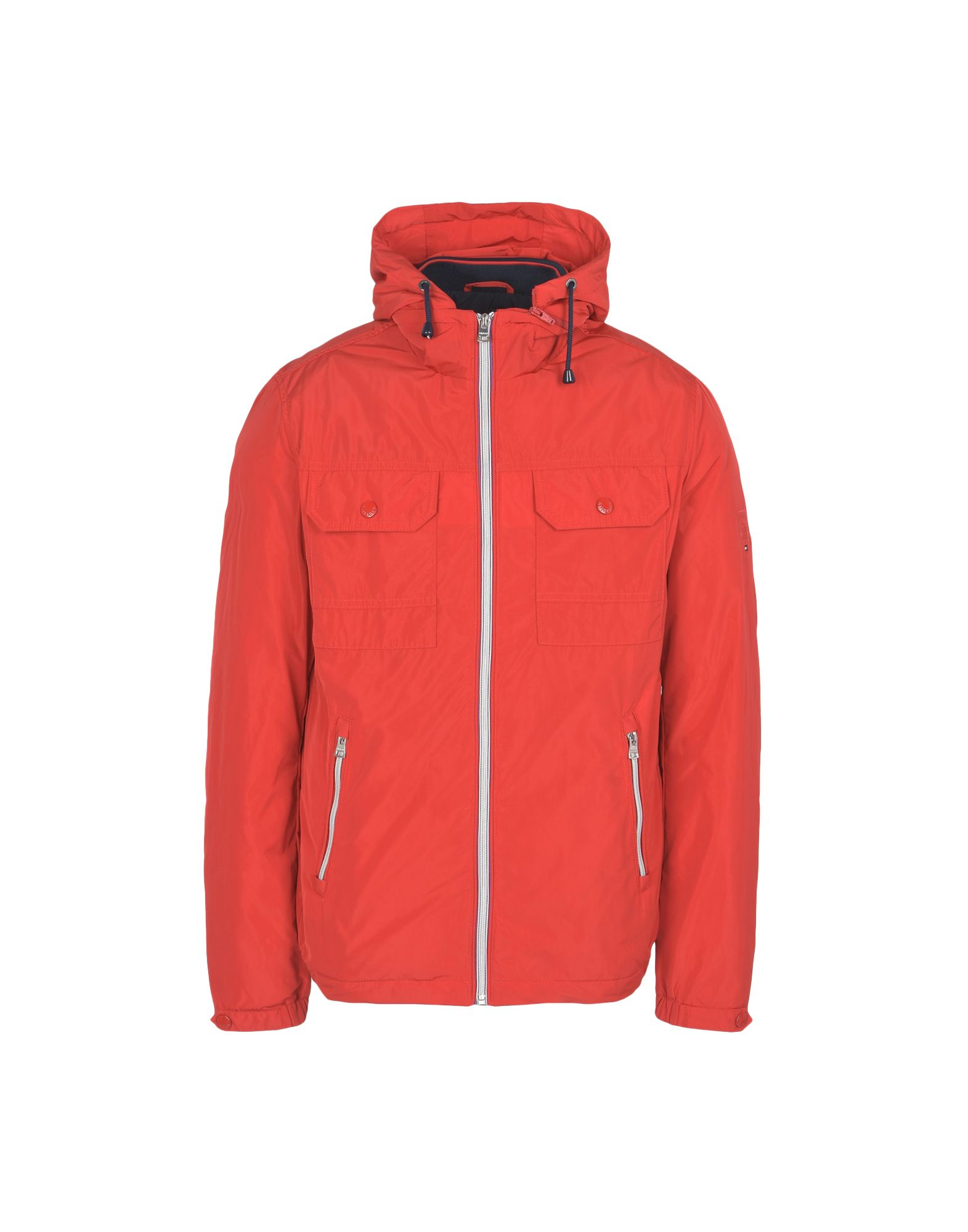 Giubbotto Tommy Hilfiger Barney Hooded Jacket - Uomo - Acquista online su