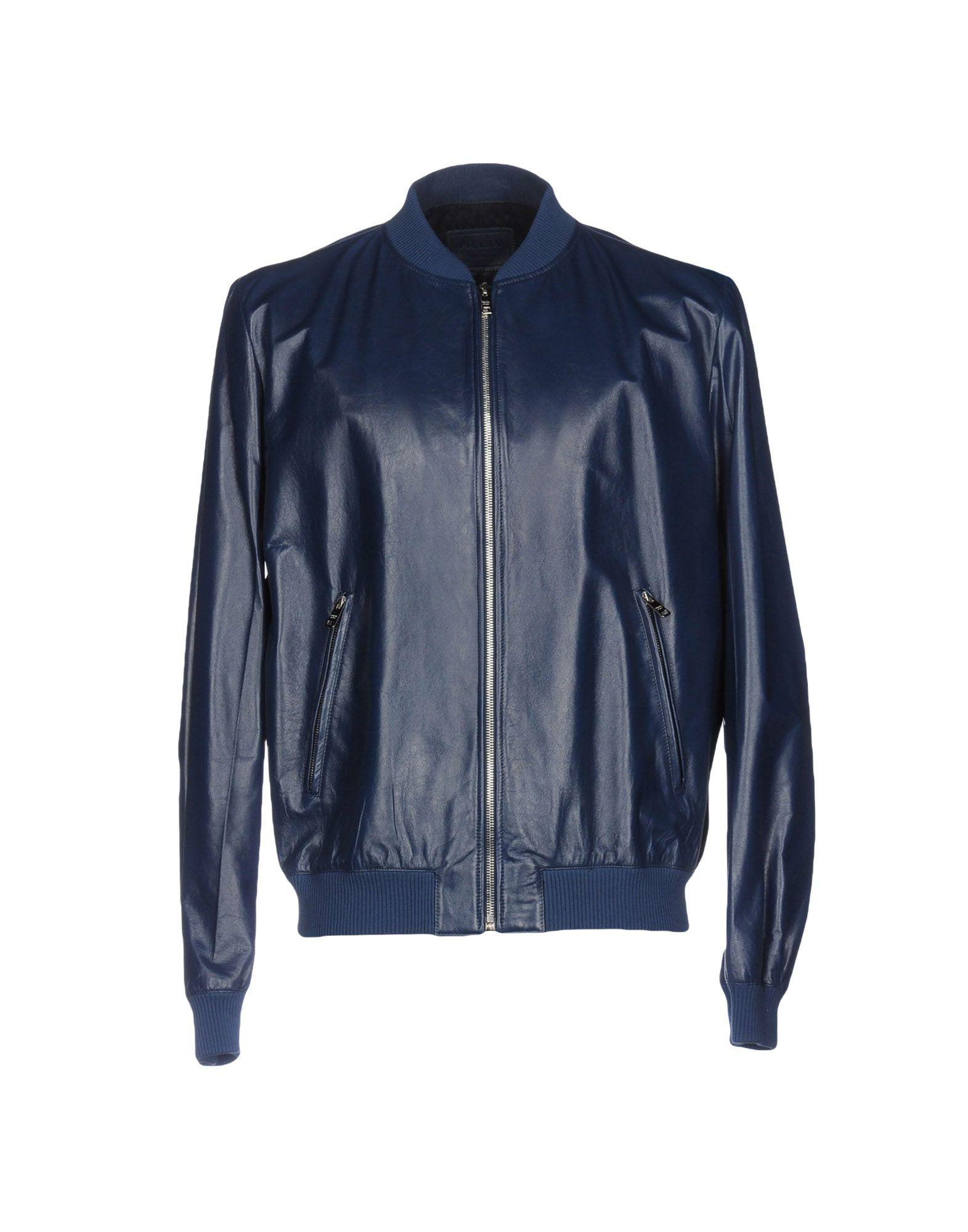 dca1bc14 PRADA Bomber - Coats & Jackets | YOOX.COM