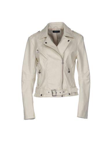 TWIN-SET JEANS - Biker jacket