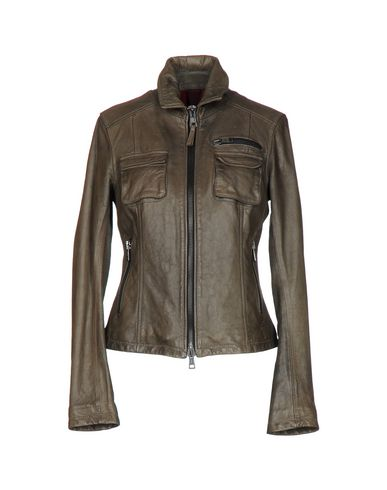 COVER ORCIANI - Biker jacket