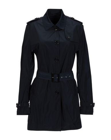 Overcoats in Dark Blue