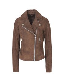 Leather Jackets for Women Online Sale, exclusive prices for You | YOOX