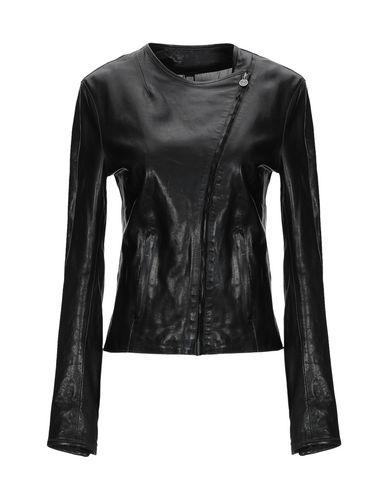 MATCHLESS Biker Jacket in Black