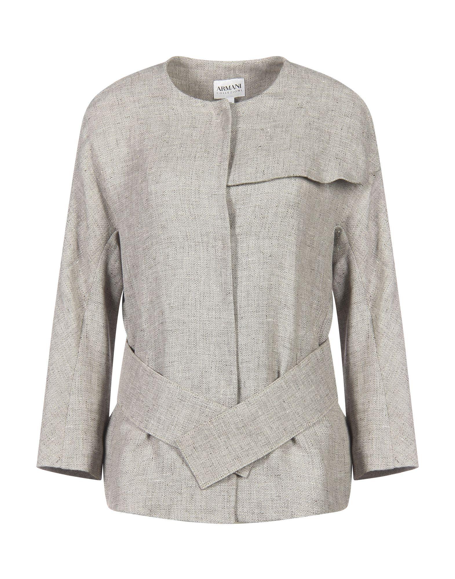 Cappotti Con Cintura Armani Collezioni Donna - Acquista online su 8rbbn