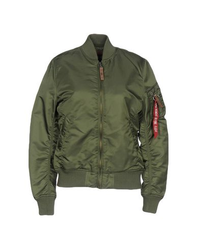 ALPHA INDUSTRIES INC. - Bomber