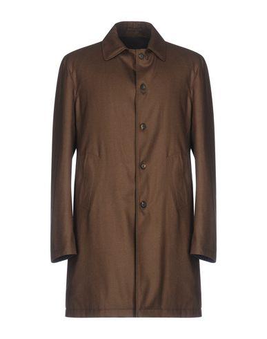 RVR LARDINI Full-Length Jacket in Brown