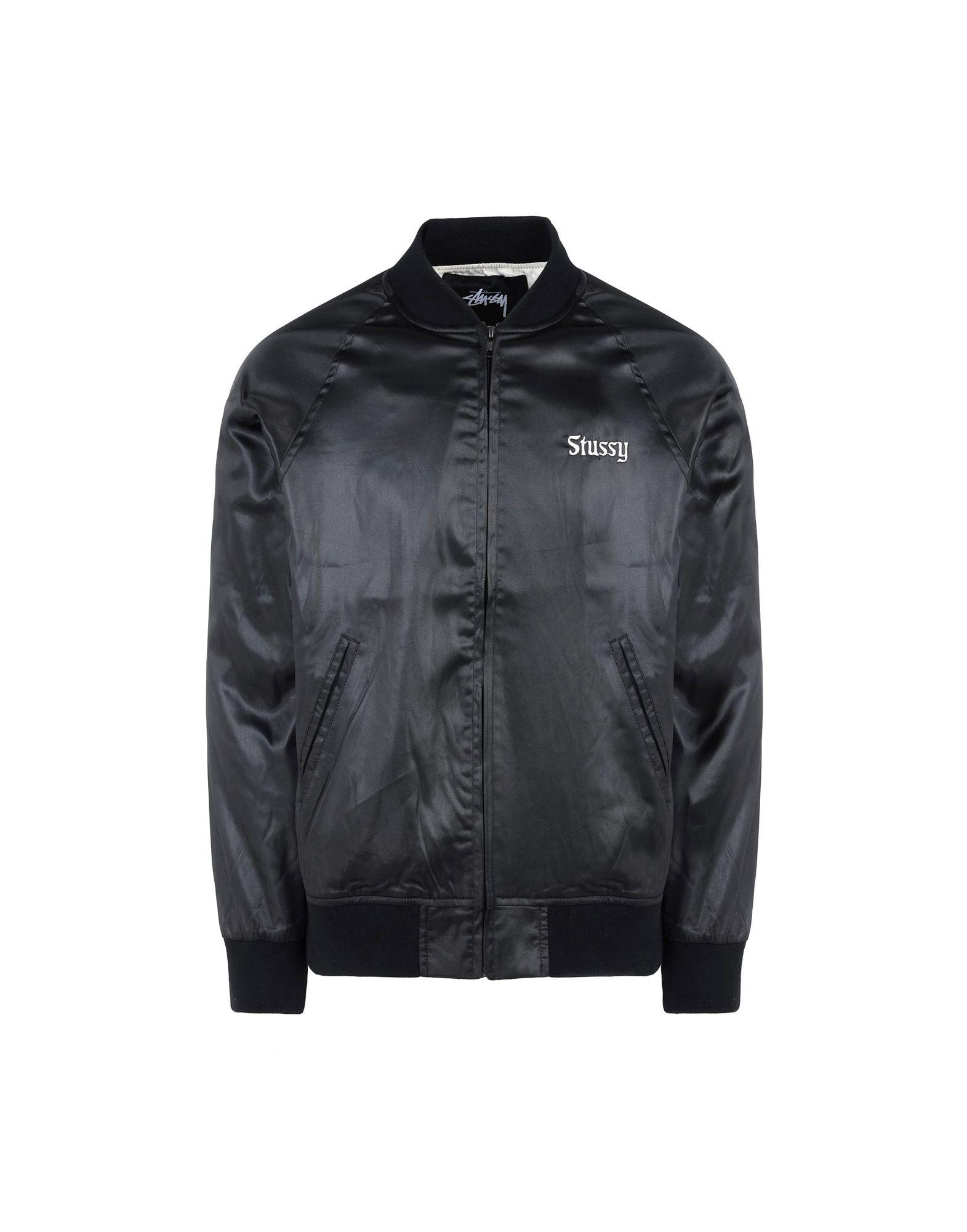 Bomber Stussy California Satin Jacket - Uomo - Acquista online su