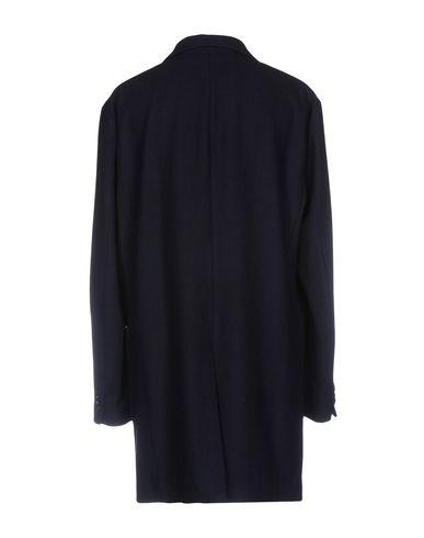 Manteau Jeans Long Foncé Armani Bleu qF6CC