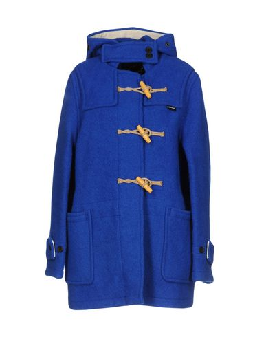 GLOVERALL Duffle Coat in Blue