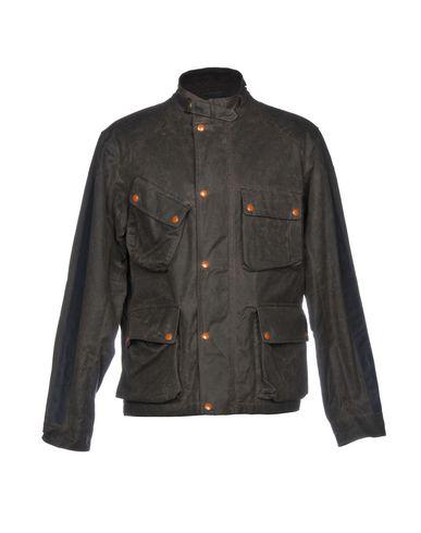MANIFATTURA CECCARELLI Jacket in Dark Brown