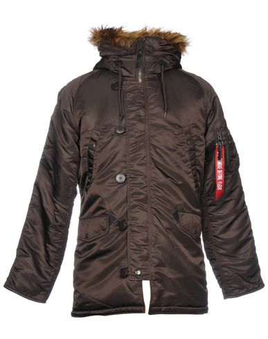 Alpha Industries Inc. Alpha Industries Inc. Abrigo Abrigo 2014 billig pris jvMaIYd