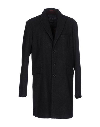 new product 3d191 b261a ARMANI JEANS Coat - Coats and Jackets   YOOX.COM