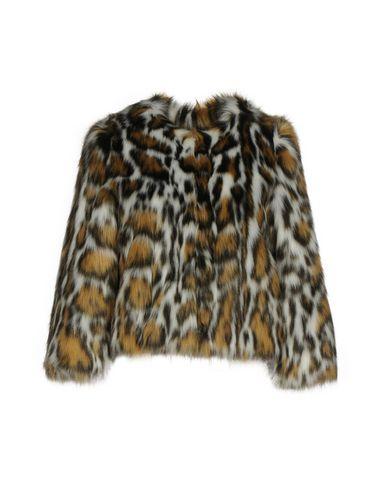 MOSCHINO - Faux fur