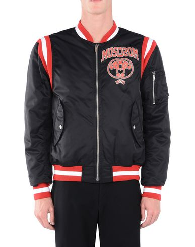 bbfff989a34ee Moschino Bomber - Men Moschino Bombers online on YOOX Hong Kong ...