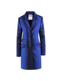 Cappotti Donna Moschino Collezione Primavera-Estate e Autunno ... 9b80b6f910a