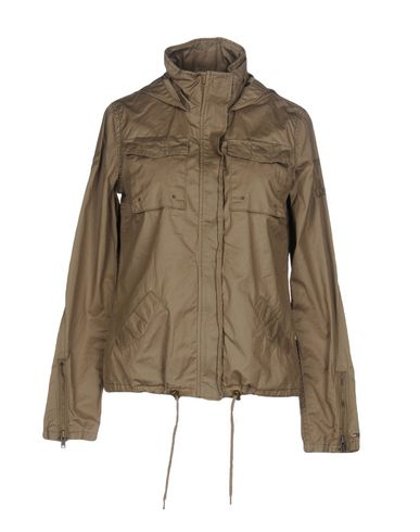 Tommy Hilfiger Denim Parka - Women Tommy Hilfiger Denim Parkas ...