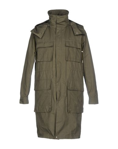 PLAC Parka in Military Green