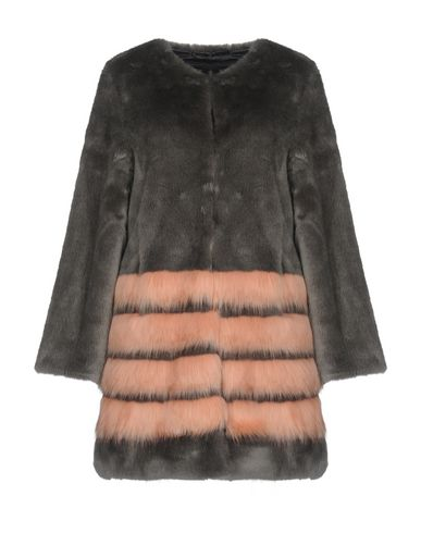Pelliccia YOOX online Fur Donna su Ecologica Unreal Acquista Cx7gCw
