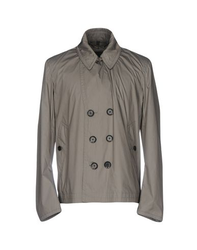 BELSTAFF - Double breasted pea coat