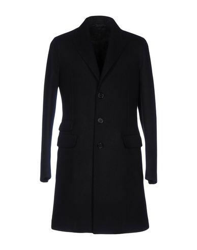 NEIL BARRETT Coat in Black