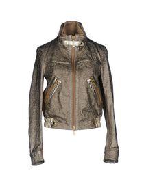 giacca pelle hogan