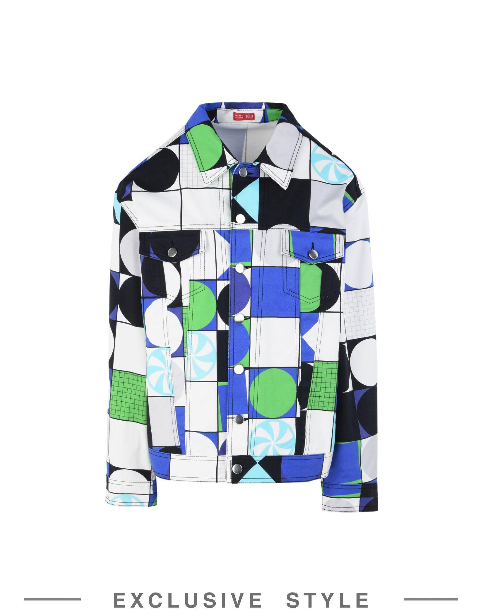 Giubbotto Arthur Arbesser X Yoox Jacket - Uomo - Acquista online su