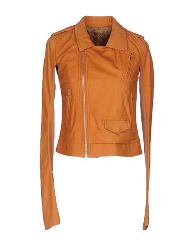 RICK OWENS - Biker jacket
