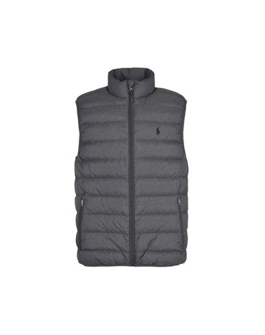db545e37bf4 Polo Ralph Lauren Packable Down Vest - Down Jacket - Men Polo Ralph Lauren  Down Jackets online on YOOX Netherlands - 41740487