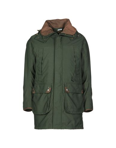 MUSTO Jacket in Military Green