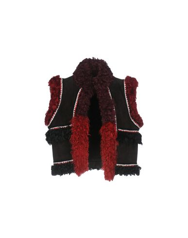 Shearling, Dark Brown