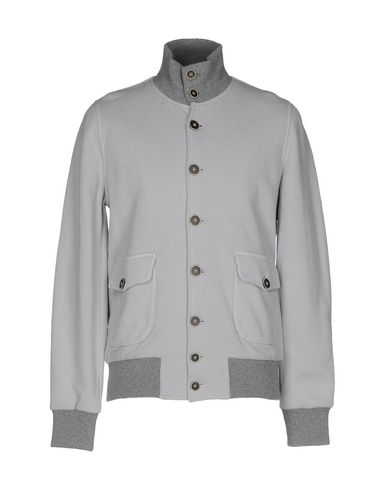 CAPOBIANCO Bomber in Light Grey