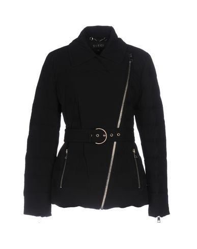 6777dd2af GUCCI Biker jacket - Coats and Jackets   YOOX.COM