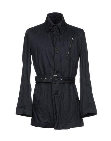 TRU TRUSSARDI Full-Length Jacket in Dark Blue