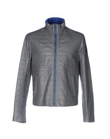Trussardi Jeans Leather Jacket - Men Trussardi Jeans Leather ...