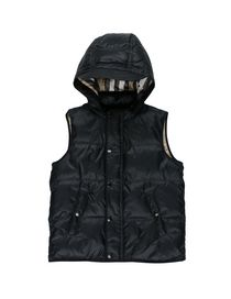BURBERRY CHILDREN - Down jacket