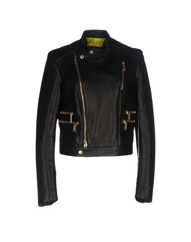Dsquared2 Jackets Biker jacket