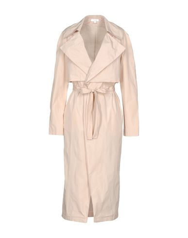 INTROPIA Belted Coats in Sand