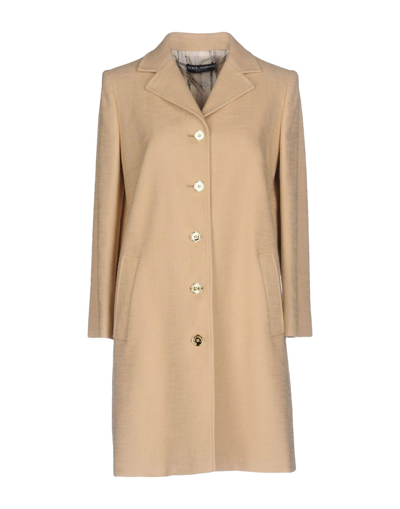 Cappotto Dolce & Gabbana Donna - Acquista online su UYxTxL