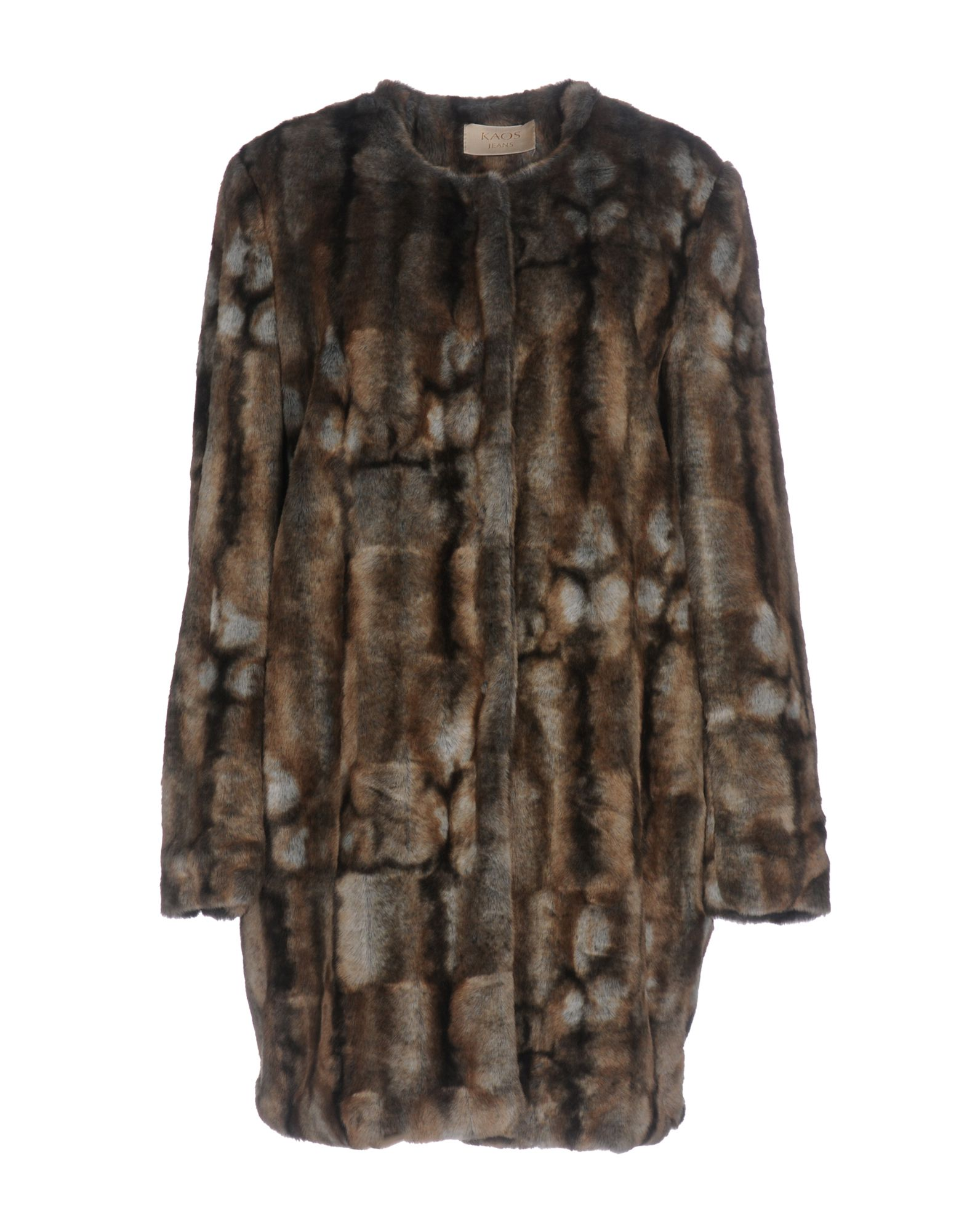 Pelliccia Ecologica Kaos Jeans Donna - Acquista online su 7BE7V