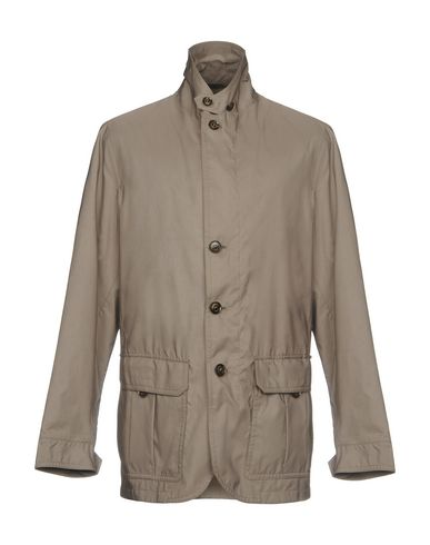 Ermenegildo Zegna Full-Length Jacket - Men Ermenegildo Zegna Full-Length Jackets online on YOOX Uni